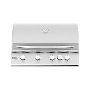 Summerset Sizzler 32 Inch Built-in Closed Barbecue Grill Head