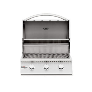 Summerset Sizzler 26 Inch Built-in Open Barbecue Grill Head