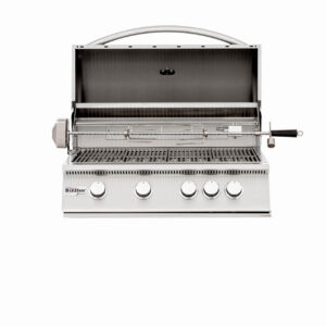 Summerset Sizzler 32 Inch Built-in Open Barbecue Grill Head