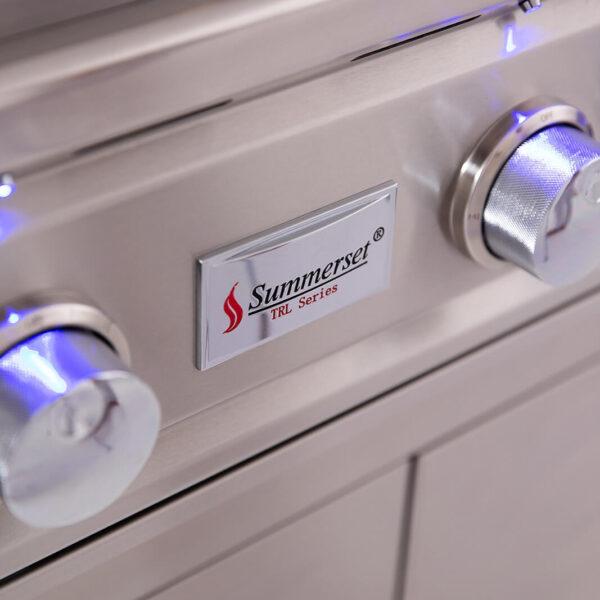 Summereset TRL Brand Badge and Lit Exterior LED Lights