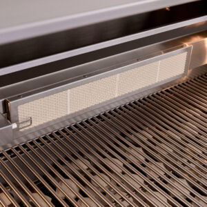 TRL Infrared Rear Rotisserie and Warming Rack Infrared Burner