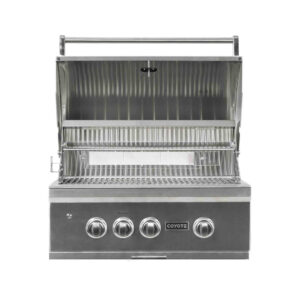 C2SL30 Coyote Outdoor Living 30 Inch S-Series Built-in Grill - Open Grill Head