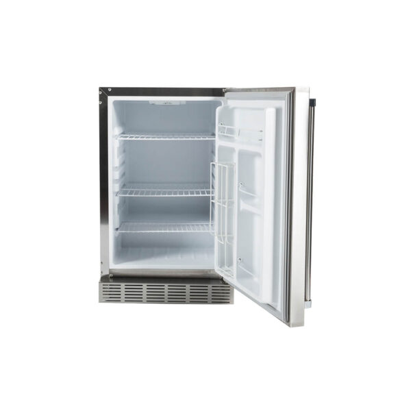CBIR_R - Coyote Outdoor Living 21 Inch Built-in Refrigerator - Open Door
