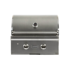 Coyote Outdoor Living C1C28 C-Series Barbecue Grill with Closed Grill Head