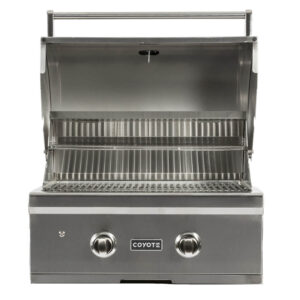 Coyote Outdoor Living C1C28 C-Series Barbecue Grill with Open Grill Head