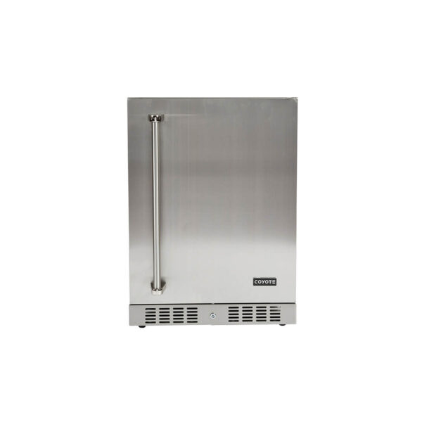 Coyote Outdoor Living 24 Inch Outdoor Refrigerator