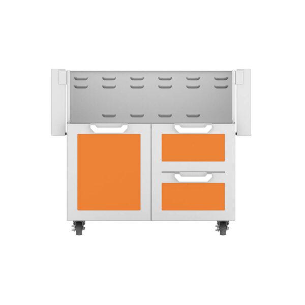 Hestan Outdoor GCR36 Freestanding Cart - Citra