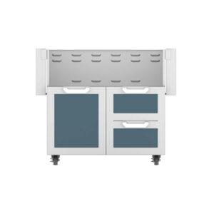 Hestan Outdoor GCR36 Freestanding Cart - Pacific Fog