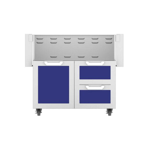 Hestan Outdoor GCR36 Freestanding Cart - Prince