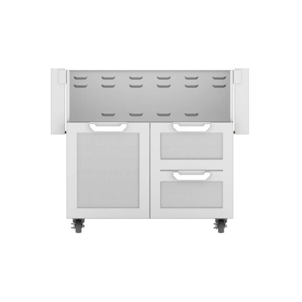 Hestan Outdoor GCR36 Freestanding Cart - Steeletto