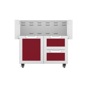 Hestan Outdoor GCR36 Freestanding Cart - Tin Roof