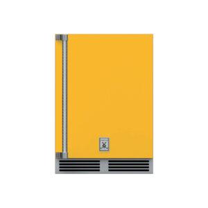 Hestan Outdoor Undercounter Refrigerator GRS24 Series - Sol