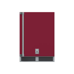 Hestan Outdoor Undercounter Refrigerator GRS24 Series - Tin Roof