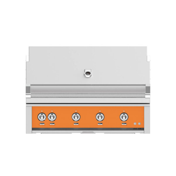 Hestan Outdoor G_BR42 42 Inch Series Built-in Grill - Citra