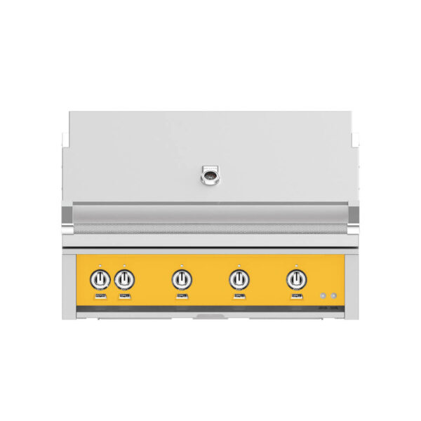 Hestan Outdoor G_BR42 42 Inch Series Built-in Grill - Sol