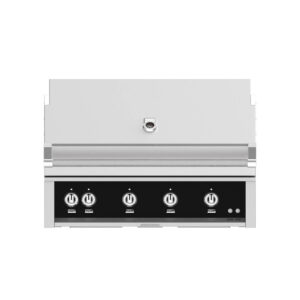 Hestan Outdoor G_BR42 42 Inch Series Built-in Grill - Stealth