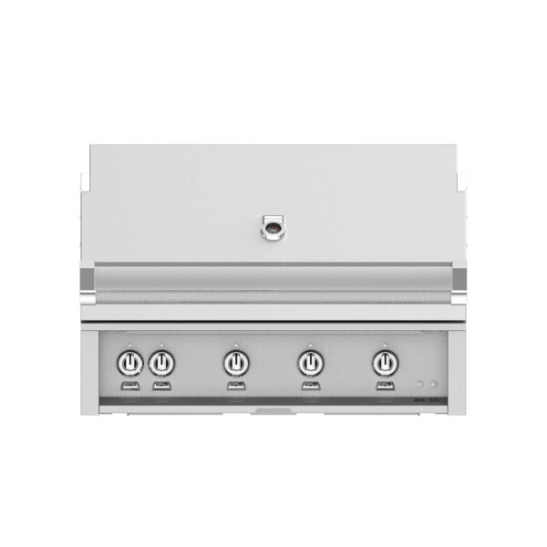 Hestan Outdoor G_BR42 42 Inch Series Built-in Grill - Steeletto