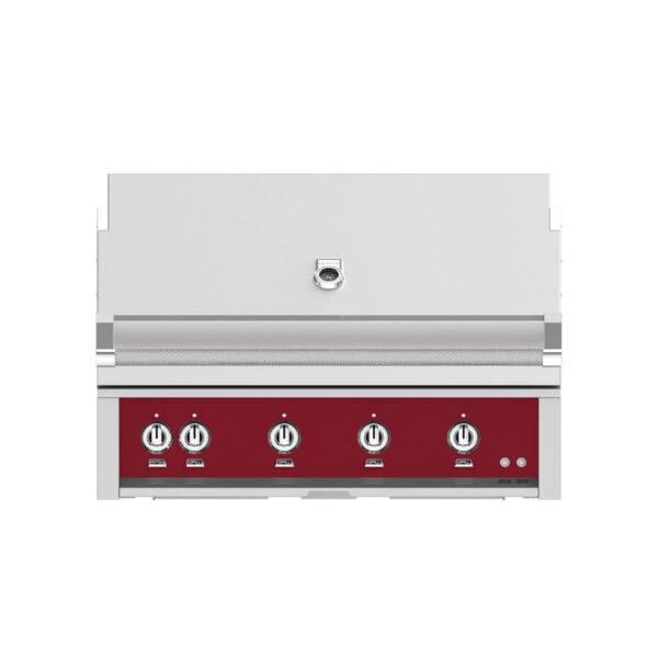 Hestan Outdoor G_BR42 42 Inch Series Built-in Grill - Tin Roof