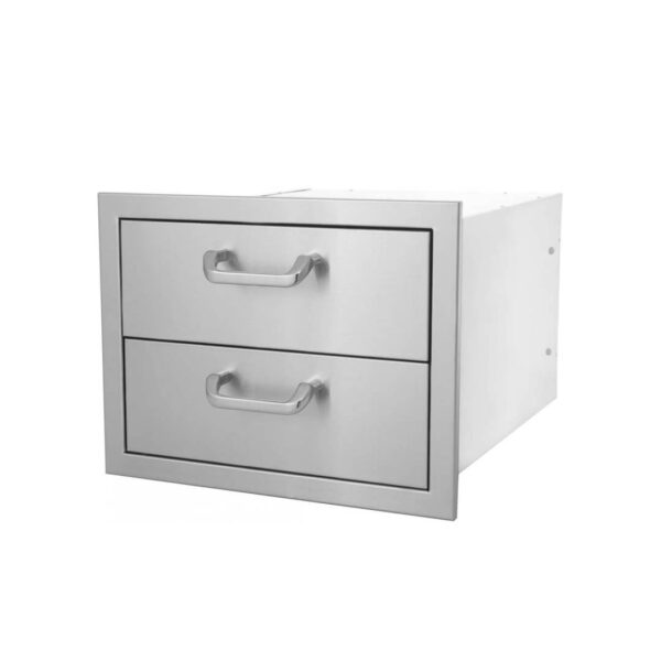PCM 260 Series 16-Inch Double Access Drawer
