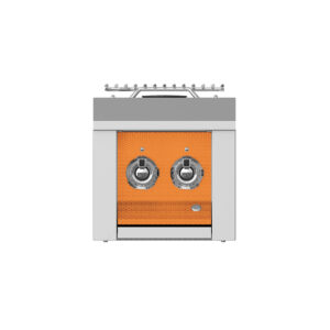 Hestan Outdoor AEB122 Aspire Series 12 Inch Built-In Double Side Burner - Citra