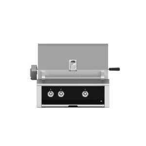 Hestan Outdoor EAB30 Aspire Series 30 Inch Built-in Grill - Stealth