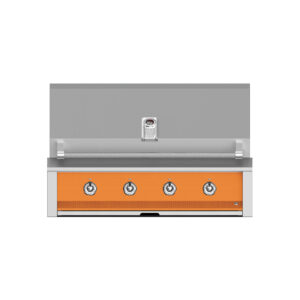 Hestan Outdoor EAB42 Aspire Series 42 Inch Built-in Grill - Citra