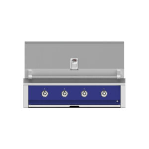Hestan Outdoor EAB42 Aspire Series 42 Inch Built-in Grill - Prince