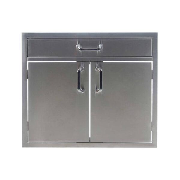 PCM 260 Series 30-Inch Double Door & Single Drawer Combo