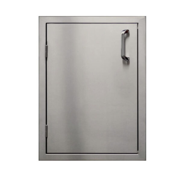 PCM 260 Series 18-Inch Single Access Door - Vertical (Reversible)